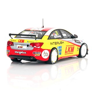 Spark Chevrolet Cruze 1.6T - 2012 Macau WTCC - #20 D. O'Young 1:43 Alternative Image1