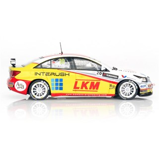 Spark Chevrolet Cruze 1.6T - 2012 Macau WTCC - #20 D. O'Young 1:43 Alternative Image2