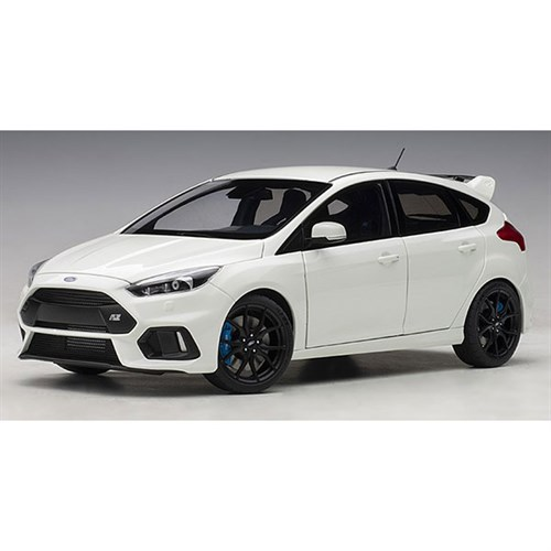 Autoart Ford Focus Rs 2016 Frozen White 1 18 Aa72951