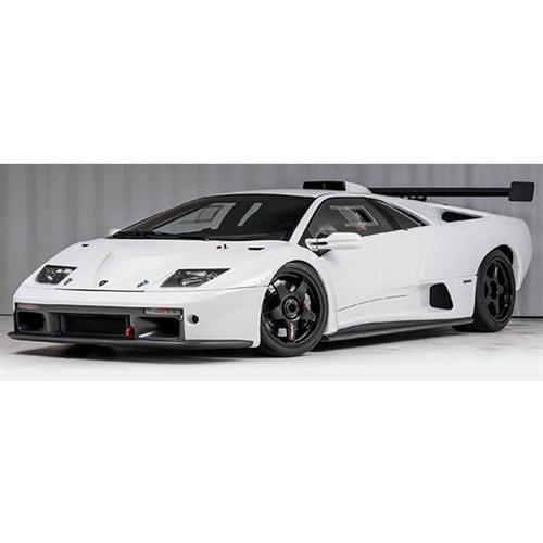 Autoart Lamborghini Diablo Gt R 1999 White 1 18