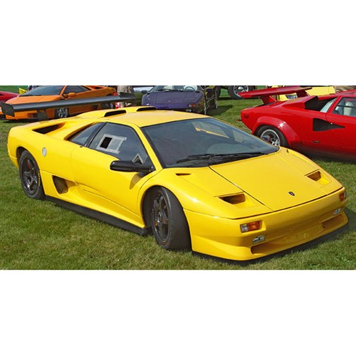 Autoart Lamborghini Diablo Sv R 1996 Yellow 1 18