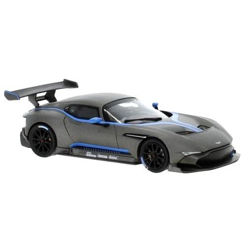 Ixo Aston Martin Vulcan 2015 Grey 1 43