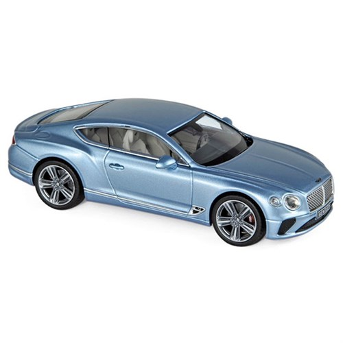 Bentley Continental Gt White Supersport Car For Sale: Norev Bentley Continental GT 2018