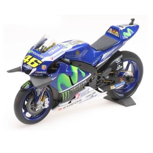Minichamps yamaha yzr m1 2016 moto gp 46 v rossi 1 12 for Yamaha m1 for sale