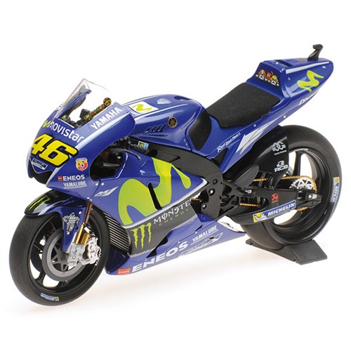 Yamaha yzr m1 2017 moto grand prix 46 v rossi 1 12 for Yamaha m1 for sale
