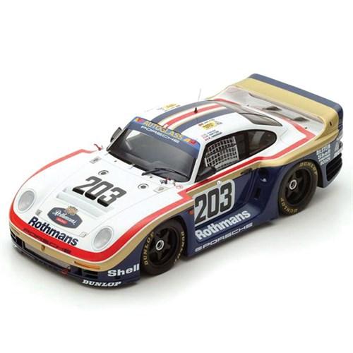 Spark Porsche 961 1987 Le Mans 24 Hours 203 1 18