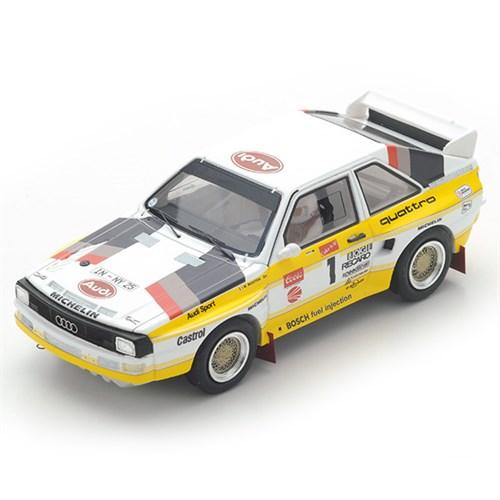 Spark Audi Sport Quattro S1 1st 1985 Pikes Peak International Hill