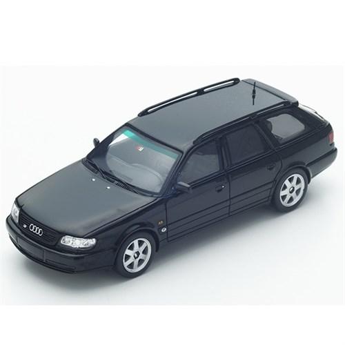 Spark Audi S6 Avant 1996 Black 143