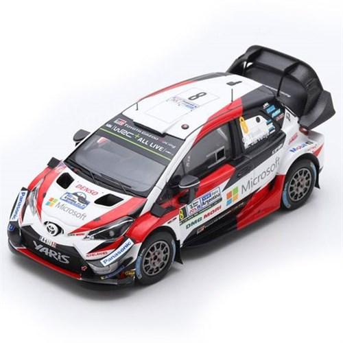Spark Toyota Yaris Wrc 1st 2018 Rally Argentina 8 O Tanak 1 43