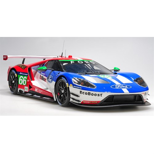 2016 Ford Gt Top Speed >> Topspeed Ford Gt 2016 Le Mans 24 Hours 66 1 18