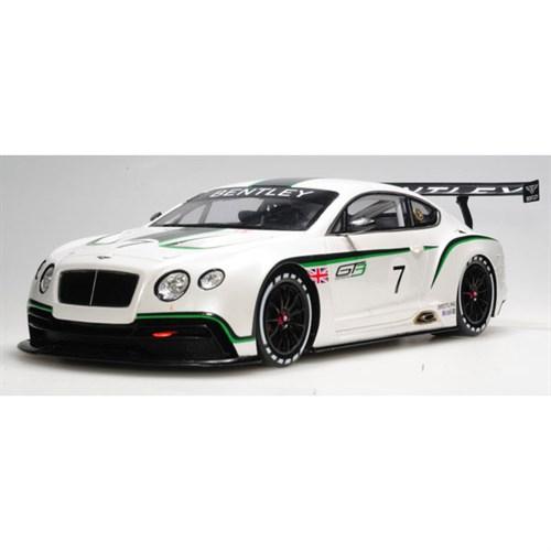 TrueScale Miniatures Bentley Continental GT3