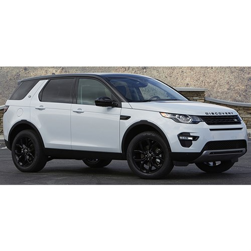 TopSpeed Land Rover Discovery Sport HSE