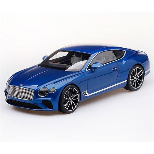 TopSpeed Bentley New Continental GT