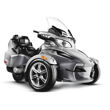 Bizarre Can-Am Spyder 2012 - 1:43