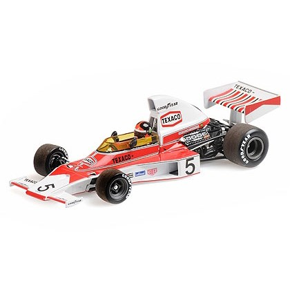 Minichamps McLaren-Ford M23 Emerson Fittipaldi 1974 1:43