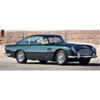 AUTOart Aston Martin DB5 1964 - British Racing Green 1:18