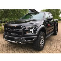AUTOart Ford F-150 Raptor Supercrew 2017 - Black 1:18