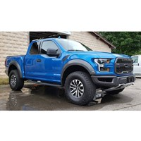 AUTOart Ford F-150 Raptor Supercrew 2017 - Blue 1:18