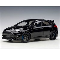AUTOart Ford Focus RS 2016 - Shadow Black 1:18