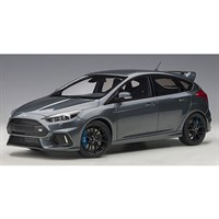 AUTOart Ford Focus RS 2016 - Stealth Grey 1:18