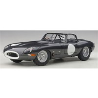 AUTOart Jaguar E-Type Lightweight 2015 - Dark Grey 1:18