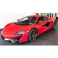 AUTOart McLaren 570 GT 2018 - Vermillion Red 1:18
