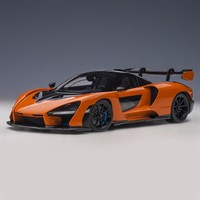 AUTOart McLaren Senna 2018 - Trophy Mira Orange 1:18
