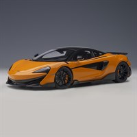 AUTOart McLaren 600 LT 2019 - Orange 1:18