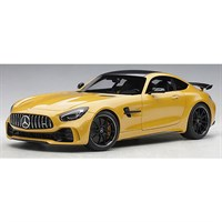 Mercedes AMG GT R 2017 - Metallic Grey 1:18