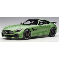 Mercedes ZMG GT R 2017 - Metallic Green 1:18