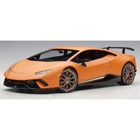 AUTOart Lamborghini Huracan Performante 2017 - Matt Orange 1:18
