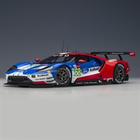 AUTOart Ford GT - 2019 Le Mans 24 Hours - #68 1:18