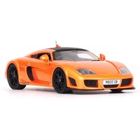 Automodello Noble M600 2014 - Demonstrator Orange 1:43