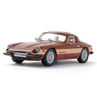 TVR Taimar 1970s - Brown/Cream 1:43