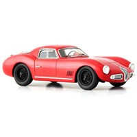 AutoCult Alfa Romeo Sport Coupe 2000 1953 - Red 1:43
