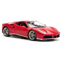 Ferrari 488 GTB - Ferrari 70th Anniversary - Red 1:18