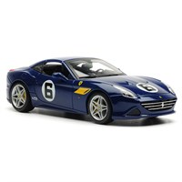 Ferrari California T - Ferrari 70th Anniversary - Blue 1:18