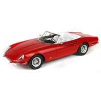 BBR Ferrari 365 California 1966 - Red 1:18