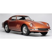 BBR Ferrari 275 GTB4 1967 - Nut Brown Metallic 1:18