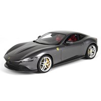 BBR Ferrari Roma 2019 - Metallic Grey 1:18