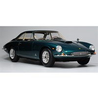 BBR Ferrari 500 Superfast Speciale - Prince Bernhard Of Holland - Green Metallic 1:18