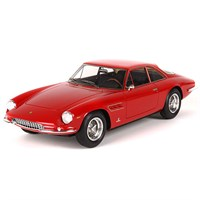 BBR Ferrari 500 Superfast Series 2 1965 - Red 1:18