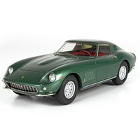 Ferrari 275 GTB - Battista Pininfarina - Light Metallic Green 1:18