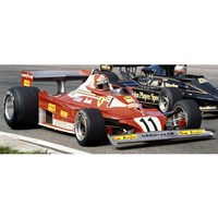 Ferrari 312 T2 - 1977 Dutch Grand Prix - #11 N. Lauda 1:18