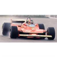 Ferrari 312 T4 - 1979 USA East Grand Prix - #12 G. Villeneuve 1:18