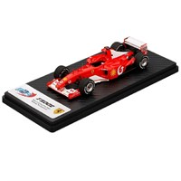 BBR Ferrari F2002 - 2002 French Grand Prix - M. Schumacher 1:43