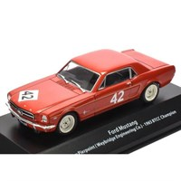 Ford Mustang - 1st 1965 BTCC - #42 R. Pierpoint 1:43