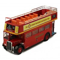 IXO AEC Regent RT Open Top 1950 - Red 1:43