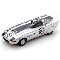 Opel GT - 1972 Diesel Land Speed Record - 1:43