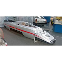 Volkswagen ARVW - 1980 Nardo Diesel Land Speed Record - 1:43